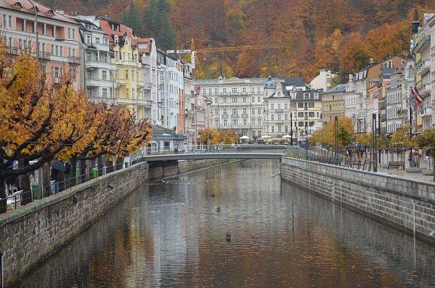 Ve městě můžete najít spoustu krásných míst.