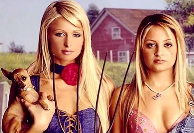 Paris Hilton si pořídila čivavu jménem Tinkerbell.