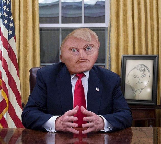 Donald Trumpt
