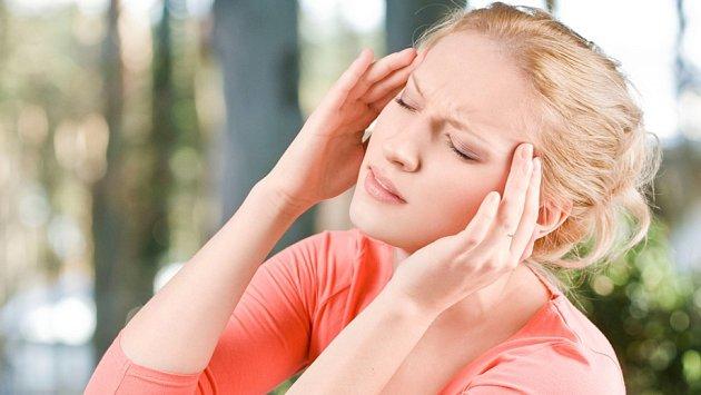 Typická migréna. Co ji spouští?