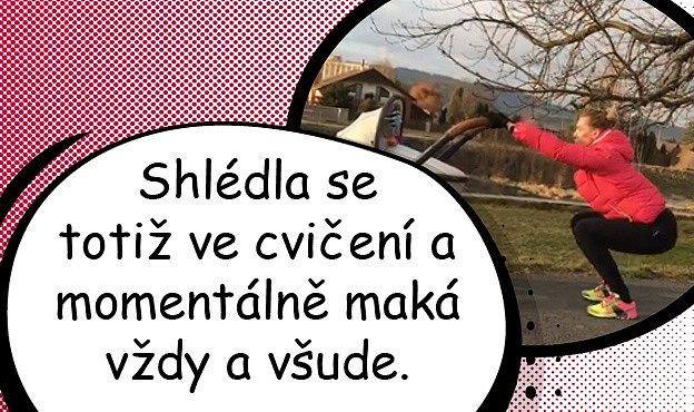 Hana Mašlíková má novou zálibu za kterou utrácí hromady peněz.
