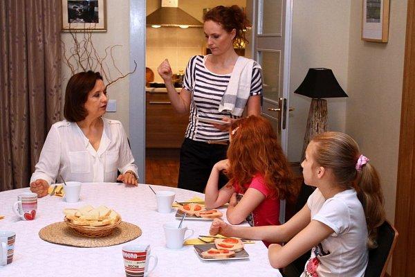 Nové postavy vCestách domů II: Markéta Hrubešová a Veronika Freimanová
