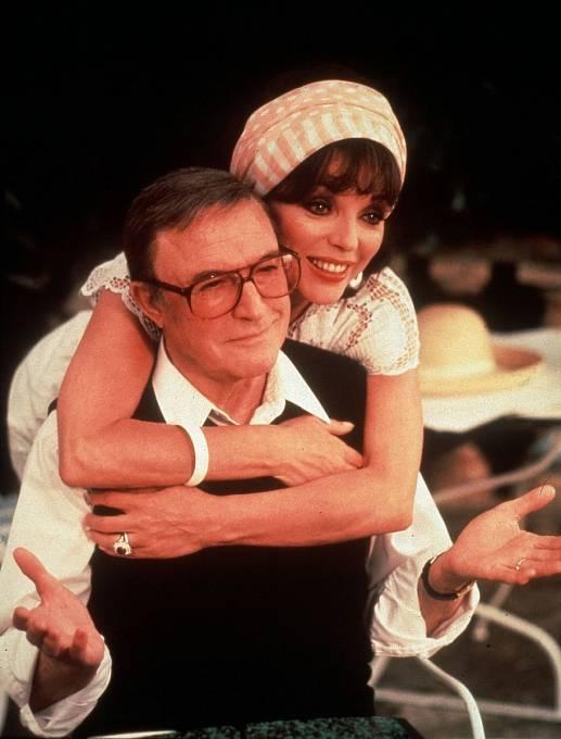 V seriálu Hříchy (1986) si zahrála se slavným tanečníkem Genem Kellym.