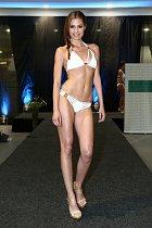Tereza Budková má už teď luxusní postavu.