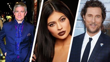Celebrity a jejich strachy