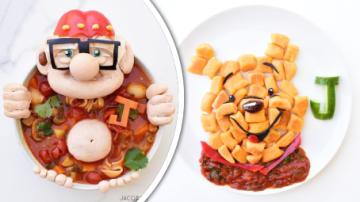 Takhle připravený talíř dítě sní raz dva!