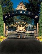 Neverland, pohádkové místo, které stvořil Michael Jackson.