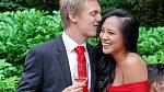 Jelikož je krasobruslař šťastně ženatý, nechtěl prý o žádné tanečnici předem fantazírovat.