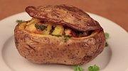 Netradičně připravená brambora vypadá lákavě už na pohled!
