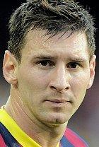 Čutálista Leo Messi si letos kopl do 127 míčů (2.8 mld. kč)