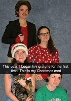 Vánoční snapchaty.