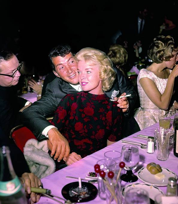Deanova druhá žena Jeanne připomínala Marilyn Monroe.