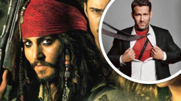 Piráti z karibiku mění piráta: stává se jím Ryan Ryenolds