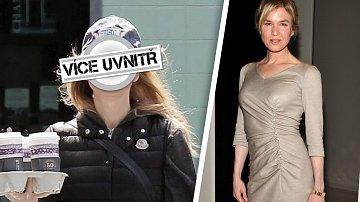 Poslední proměnou Renée Zellwegerová znovu šokovala.