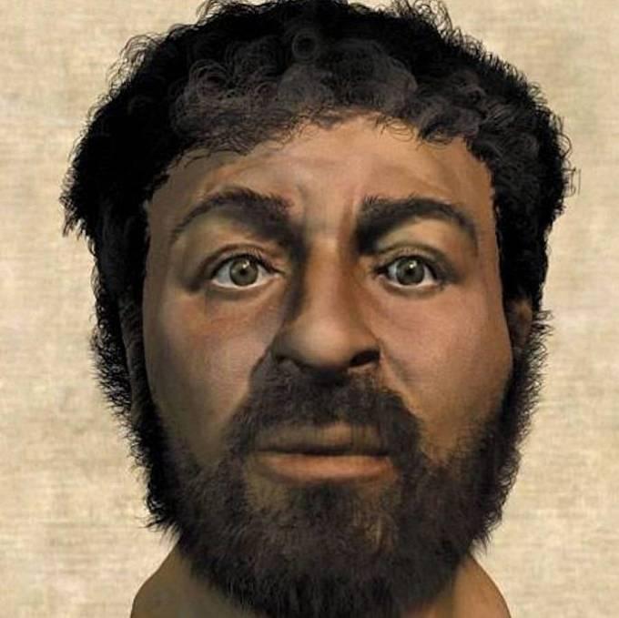 Takhle vypadal Ježíš ve skutečnosti.