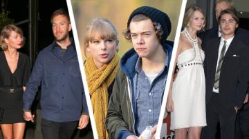 Taylor Swift a její nejslavnější úlovky