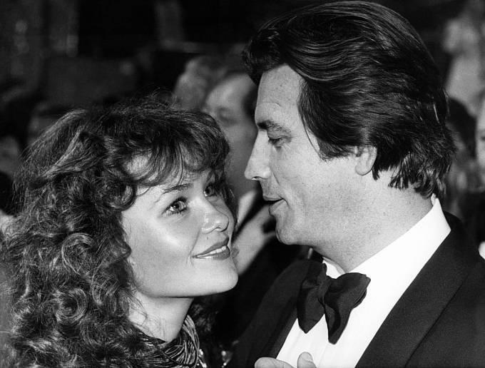 Sbudoucí manželkou Hellou vroce 1978.