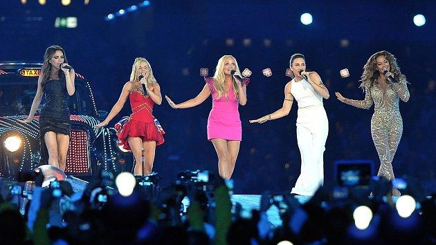Poslední vystoupení kompletních Spice Girls proběhlo na zahájení olympijských her vLondýně 2012.