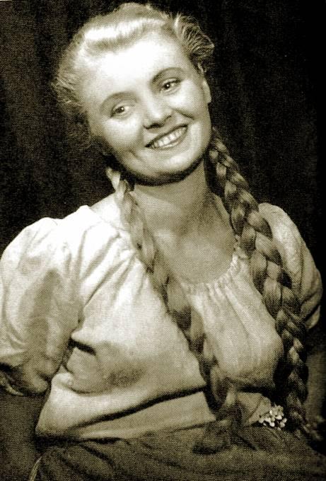Marvanova dcera Alena Jančaříková.