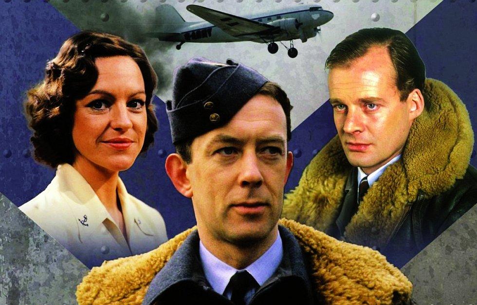 Vseriálu Airline (1982) si zahrál bývalého válečného pilota.