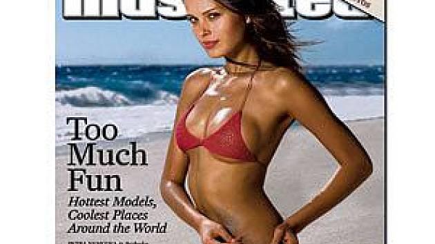 Být na titulu letního plavkového čísla Sports Illustrated, to je v modelingu opravdové terno! Petře Němcové, která dnes žije v New Yorku a patří k úspěšným světovým topmodelkám, se to povedlo.