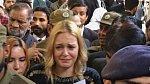 Tereza Hlůšková byla v Pákistánu zadržena s devíti kilogramy heroinu.