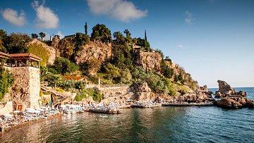 Turecké Side vítá každý rok zástupy dovolenkářů