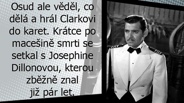 Smutné začátky Clarka Gablea.