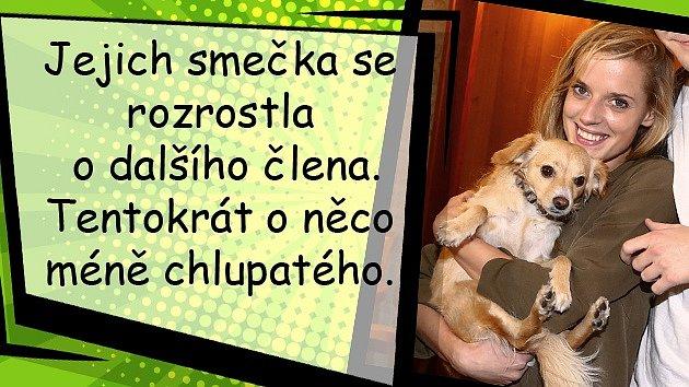 Sandra Černodrinská porodila chlapce, pojmenovala ho Vincent.