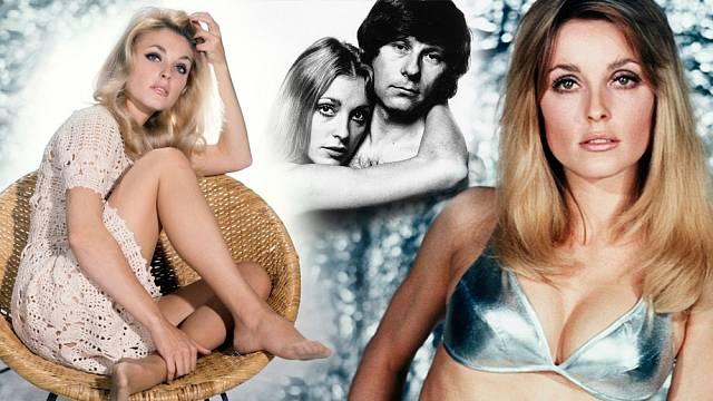 Sharon Tate pobuřovala svou krásou i vztahem s Romanem Polanskim.