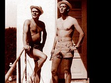 Homosexuálové s velkými kohouty