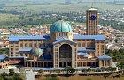 Novou baziliku vroce 1980 vysvětil papež Jan Pavel II. Očtyři roky později se stala brazilským národním svatostánkem.