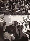 Rok 1936, olympijské hry a touha lidí, získat Hitlerův podpis.