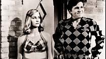 První role vefilmu Poslední představení (1971). SJeffem Bridgesem se pro jistotu hned vyspala.