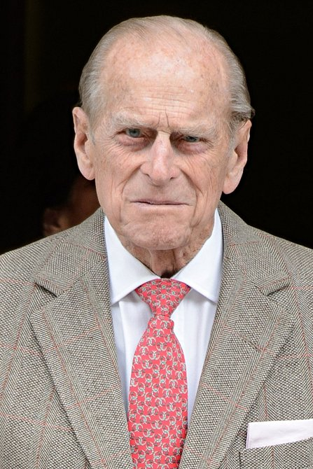 Princ Philip je díky svému humoru miláčkem celé rodiny.