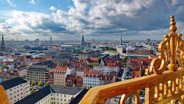 Hlavní město Dánska Kodaň