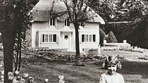 Namísto dětského domečku měla královna Alžběta II. na hraní spíše malý dům.