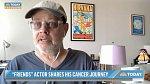 Rakovina metastázovala do jeho kostí, v důsledku čehož nyní herec nemůže ani chodit.