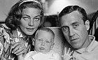 SLauren Bacallovou měl syna Sama.