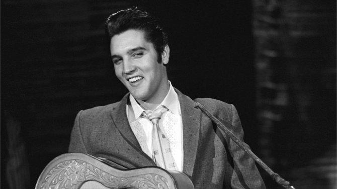 Elvis Presley dostal nabídku hrát v muzikálu Teena Angela.