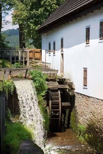 Ludrův mlýn se před šedesáti lety dočkal rekonstrukce do původní podoby.