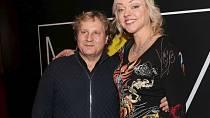 Dominika Gottová se s Gabrielem Grillottim seznámila na oslavě jeho šedesátých narozenin.