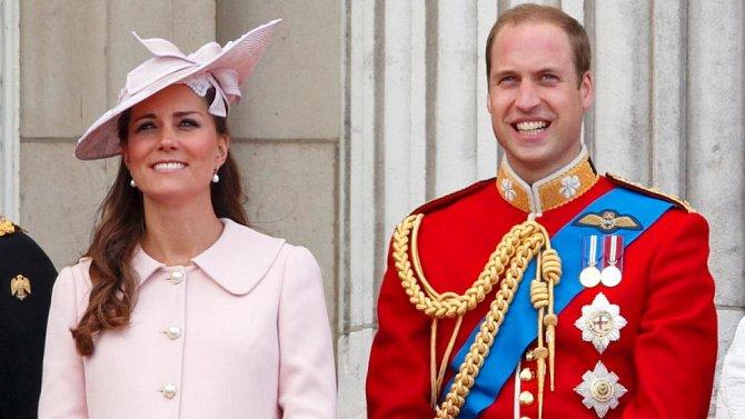 Kate Middletonová a princ William jsou budoucností britské monarchie.