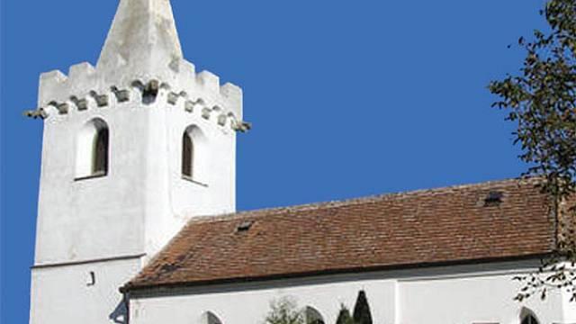Poslední památkou na zaniklý klášter je kostel svatého Vavřince.