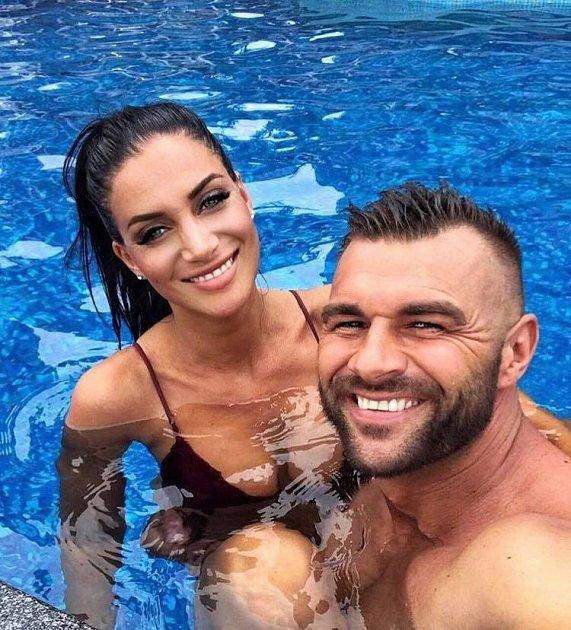 Andrea Pomeje a Petr Plaček