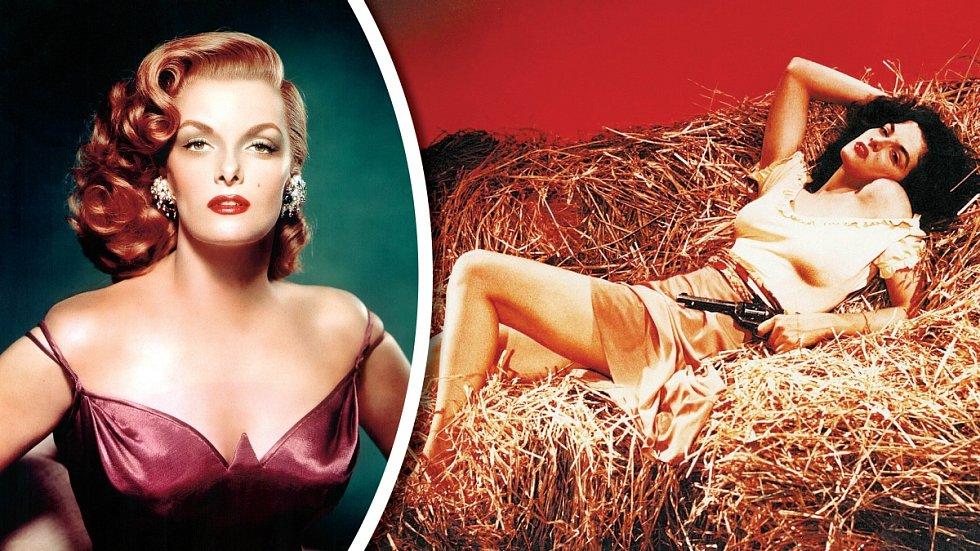 Ve40. a50. letech minulého století takhle vypadal ideál ženské krásy.
