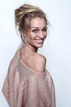 Modelka se stala po Tereze Maxové tváří kosmetiky Oriflame.