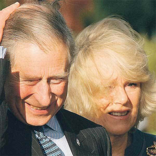 ZCamilly je nasávající troska, princ Charles se směje. Už si vyhlédl jinou?