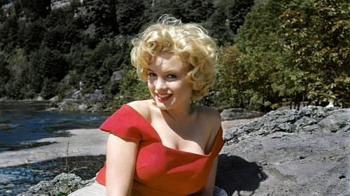 Marilyn Monroe byla opravdu krásná žena.