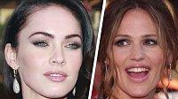 Megan Foxová i Jennifer Garnerová jsou na první pohled dokonalé.